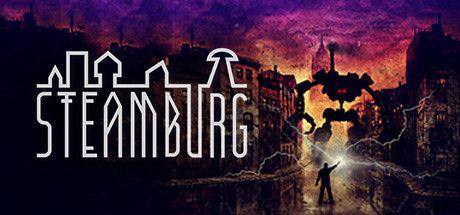 Steamburg(c)Microids Indie