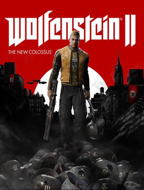 Wolfenstein II新的巨人CODEXWolfenstein II The New Colossus-CODEX
